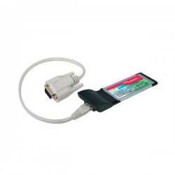 Express Card Pl2303 Rs232 Serial SYBA